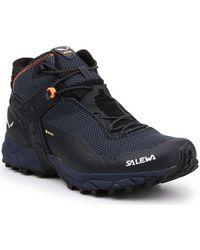 Salewa MS Ultra Flex 2 Mid Gtx Chaussures - Bleu