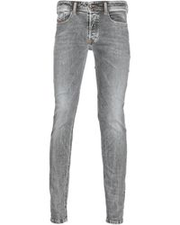 DIESEL Jeans SLEENKER - Gris