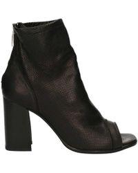 Keys - 5141 Ankle Boots Women Black Women's Low Boots In Black - Lyst
