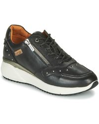 Pikolinos Lage Sneakers Sella W6z - Zwart