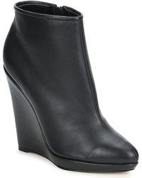 BOURNE FONATOL femmes Boots en Noir