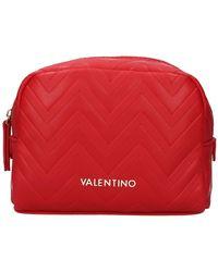 Valentino Toilettassen Vbe3sr502 - Rood