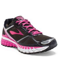 Brooks - Aduro 3 Women's Running Trainers In Black - Lyst