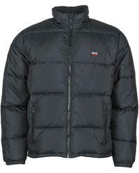 Levi's Donsjas Levis Fillmore Short Jacket - Zwart