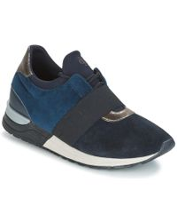 Marc O'polo - Girona 4 Women's Shoes (trainers) In Blue - Lyst
