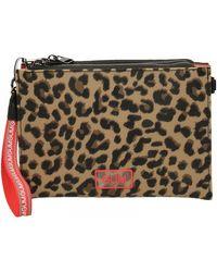 Gum Handtasje Leopard - Meerkleurig