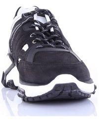 Hogan Lage Sneakers Gym4770ca74mmb - Grijs