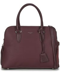 David Jones Handtas Cm5349-d-bordeaux - Rood