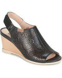Pikolinos - Vigo W3r Women's Sandals In Black - Lyst