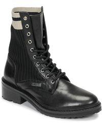 Les Tropéziennes Par M Belarbi Zina Mid Boots - Black
