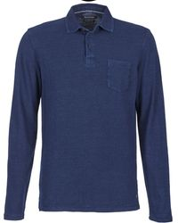 Marc O'polo - Adriano Men's Polo Shirt In Blue - Lyst