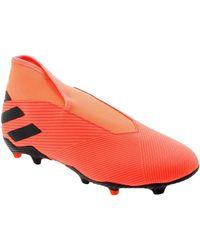 adidas - Chaussures de foot NEMEZIZ 19.3 SCARPINI ARANCIONE FLUO - Lyst