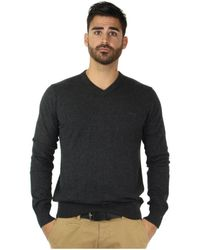 Schott Nyc Pull ref_47282 Anthracite Sweat-shirt - Noir