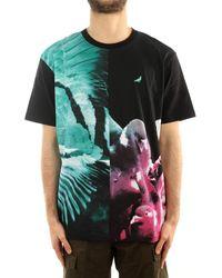 Staple Camiseta 2101C6369 - Negro
