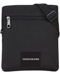 Calvin Klein Sacs Sacoche - Noir