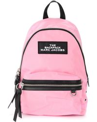 Marc By Marc Jacobs The Medium Model Backpack - Pink