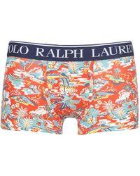 Polo Ralph Lauren Boxers Print Trunk-single-trunk - Meerkleurig