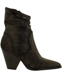 Rehab LIZZY MINI ST Ankle boot/Bootie Women Boots - Vert