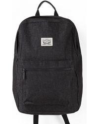 Levi's | Levis Original Backpack - Dark Grey Men's Backpack In Grey | Lyst