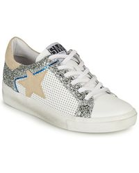 Semerdjian Sneakers Basse Carla - Bianco
