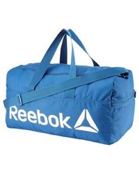 Reebok Active Core Medium Grip Sports Bag - Blue