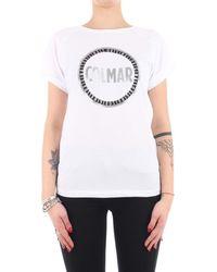 Colmar 86837TQ T-shirt - Blanc