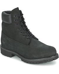 Timberland Laarzen 6in Premium Boot - Zwart