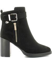 Byblos Blu - 6670n2 Ankle Boots Women Grey Women's Mid Boots In Grey - Lyst