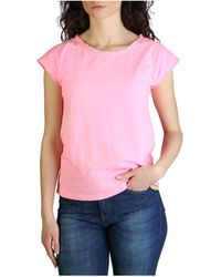 Yes-Zee T207_s400 T-shirt - Rose