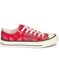 André Sneakers Voilure - Rosso