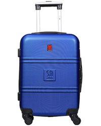 Słoń Torbalski 040401k08 Hard Suitcase - Blue