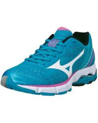 a874d48b2fcc Mizuno - Connect Women's Shoes (trainers) In White - Lyst