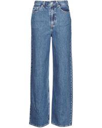 Levi's Jeans High Loose - Blu