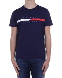 Tommy Hilfiger - MW0MW16572 T-shirt - Lyst
