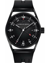 Porsche Design 6020.2.02.001.06.2, Automatic, 42mm, 10ATM Montre - Noir