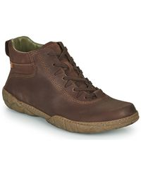 El Naturalista TURTLE Boots - Marron