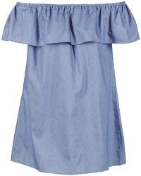 Betty London - Gardot Women's Dress In Blue - Lyst