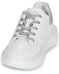 Guess Sneakers Basse Bradly - Bianco