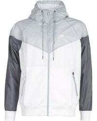 c0875900e4 Nike Tech Fleece Windrunner Full Zip Hoodie in Pink for Men - Lyst