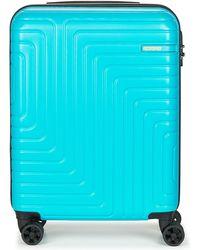 American Tourister Reiskoffer Spinner 55cm - Blauw