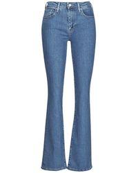 Levi's Bootcut Jeans Levis 725 High Rise Bootcut - Blauw