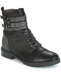 Mam'Zelle - Yenca Women's Mid Boots In Black - Lyst