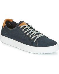 Blackstone PM31 hommes Chaussures en bleu