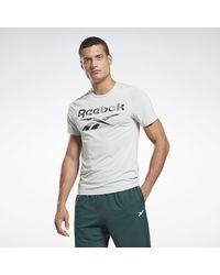 Reebok - Camiseta Workout Ready Activchill - Lyst