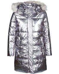 Rene' Derhy - Garantie Women's Jacket In Silver - Lyst