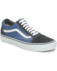 Vans Old Skool - Sneakers - Blauw