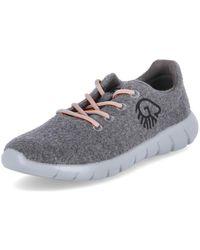 Giesswein Merino Runners Chaussures - Gris