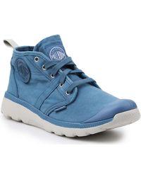 Palladium Pallaville HI Cvs Chaussures - Bleu