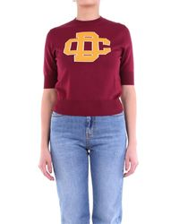 DSquared² S75HA0978S17400 T-shirt - Rouge