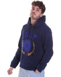 GAUDI 021GU64011 Sweat-shirt - Bleu